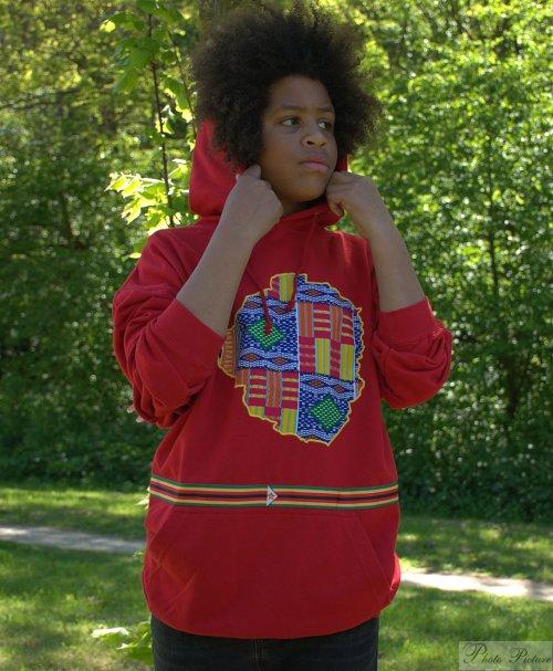 ZIm Big map hoodies